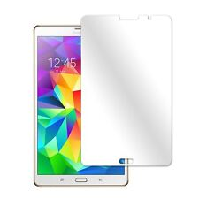 "10x QUALITY MIRROR SCREEN PROTECTOR COVER FOR SAMSUNG GALAXY TAB S 8.4"" T700"