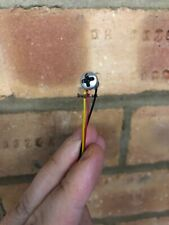 Analog 800TVL Micro Mini Small CCTV CVBS Camera Pinhole Screw RCA camera