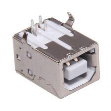 USB Type B femelle a Souder SMD SMT Connecteur Assemblage Prise