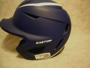 Easton SR Elte Blue Batting Helmet* Protective No chin Strap  Still has tags