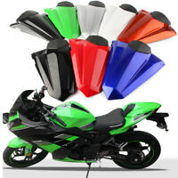 Rear Seat Cover Cowl Fairing For Kawasaki Ninja EX300R 2013-2017 Green/Black