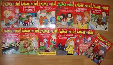 Lot 11 revues ❤ J'AIME LIRE ❤ 2009 n 384 385 386 387 388 389 390 391 392 394 395