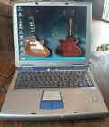 Vintage Dell Inspiron 5100 Notebook Laptop Windows Xp Home Edition! Works!