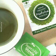 Matcha Green Tea Powder Pure Organic Healthy Energy Antioxidant Personal Pack