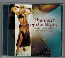 Bauchtanz CD-Dr. Samy Farag - The Beat of the Night