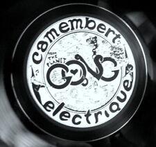 GONG CAMEMBERT ELECTRIQUE PSYCH UNIQUE  VINYL LP RETRO BOWL QUALITY IDEAL GIFT