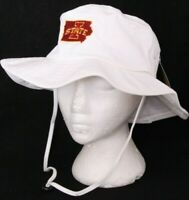 NEW Iowa State Cyclones Embroidered Zephyr Fishing Sun Bucket Hat Adult S/M