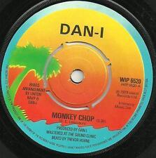 DAN-I - MONKEY CHOP / ROLLER (DO IT) BOOGIE - ORIGINAL 70s ELECTRONIC POP DISCO