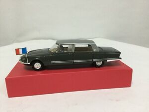 Atlas 1/43 French Dinky 1435 Citroen Presidentielle Diecast Car Model Collection