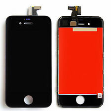 IPHONE 4S 4GS REPLACEMENT FRONT LCD DISPLAY TOUCH SCREEN DIGITIZER ASSEMBLY UK
