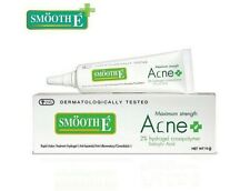 Smooth E Hydrogel Best Rapid Cystic Acne Treatment Face Antibacterial Skin 10g.
