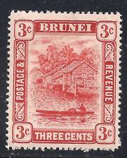 Brunei Scott    18a   Mint Hinged