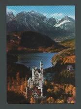 Neuschwanstein Hohenschwangau Ludwig II Bavaria  Konigsschloss Postcard  z.112