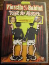 """DVD """" FIORELLO & BALDIN - VISTI DA DIETRO """""""