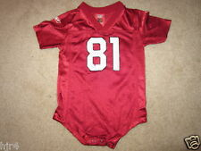 Anquan Boldin #81 Arizona Jersey Cardinals NFL Outfit Baby 24 months