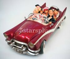 Guillermo Forchino Comic The Fabulous Fifties Car collection Figurine Sculpture