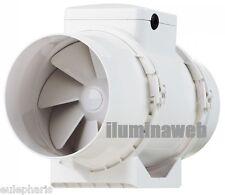 Vents Tt-150 Tttt-150 TT - extractor de flujo mixto en Línea ventilador Extrac