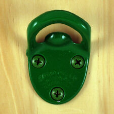 Light Green CAVALIER Type Starr Wall Mount Bottle Opener, Powder Coated NEW!