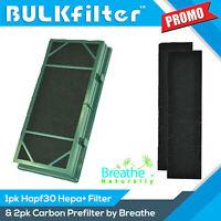 1PACK Replacement Holmes HEPA Filter HAPF30 + 2pk Prefilter  HAPF30d