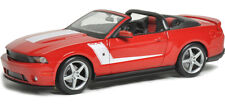 1:18 Maisto Red 2010 Roush Ford Mustang 427R Convertible Item 31669