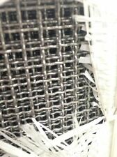 304 Stainless steel Crimped  woven mesh 6 mesh* 0.8mm wire Filtration Filter