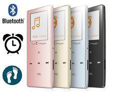 8GB Bluetooth MP3 MP4 Music Video Player FM Pedometer Voice & Radio Recorder