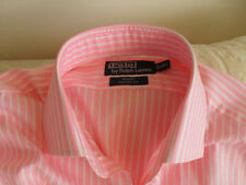 Ralph Lauren Striped Regular Double Cuff Men's Formal Shirts