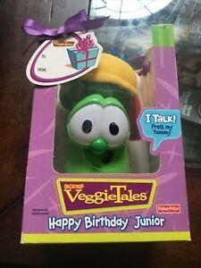 Big Ideas Veggie Tales Happy Birthday Junior Fisher Price
