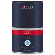 Indola Rapid Blonde Blue Dust Free Powder Bleach 450g