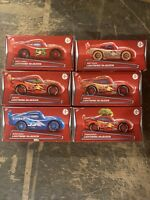 Disney Pixar Cars Lightning McQueen Puzzle Box Diecast set of 6pcs Cactus Tongue