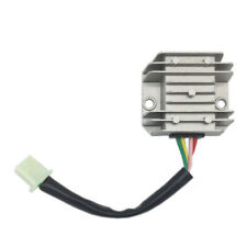 New 12V 4 Wire Voltage Regulator Rectifier Dirt Pit Bike Moped Scooter ATV Parts