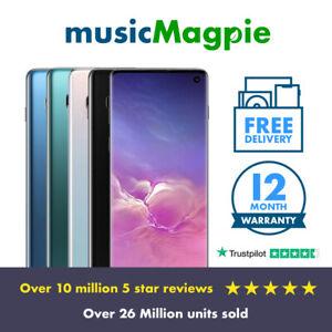 Samsung Galaxy S10 - 128GB / 512GB - Unlocked / Network Locked - Various Colours