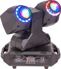 IBIZA MHBEAM60-FX 2IN1 WASH UND BEAM LED MOVING HEAD EVENT EFFEKT DMX DJ STROBE