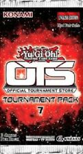 YUGIOH OTS TOURNAMENT PACK 7 OP07 BOOSTER BOX 100 FACTORY SEALED PACKS ENGLISH