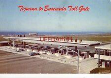 1970 CASETA DE PAGO LOCALIZADA EN PLAYAS DE TIJUANA - LA ENTRADA A ENSENADA