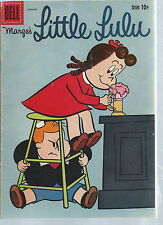 NC-043 - Marge's Little Lulu, Vol 1, No 127, January 1959 Comic Daisy Air Rifle