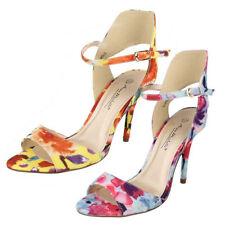 Stiletto Floral Sandals & Beach Shoes for Women