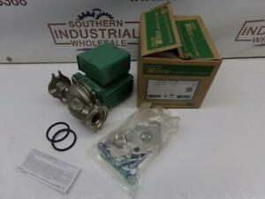 """Taco Hot water   0013-SF3A 220V 50HZ 1/6HP 125PSI  3/4"""" SS Flange Kit 110C/230F"""