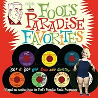 FOOLS PARADISE FAVORITES   CD NEW