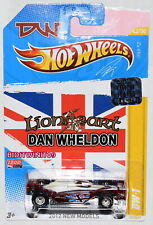 HOT WHEELS 2012 NEW MODELS DAN WHELDON DW-1 FACTORY SEALED