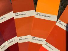 Peinture carrosserie 2K: Orange RAL 2011  brillant direct + durcisseur + diluant