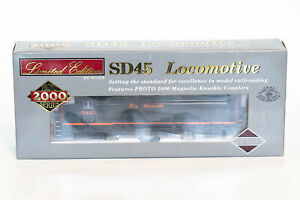 HO Proto 2000 Rio Grande SD45 #5323 D&RGW Life-Like 30746
