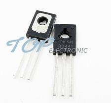 10pcs Bd441 To-126 4A/80V Npn Transistor new good quality