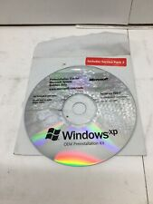 OEM Preinstallation Kit for Microsoft Systems Builders for Windows Xp