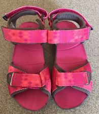 Merrell girls shoes size 10 M Surf Strap Sandal MINT cond pink sandals