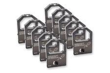 10x Ruban Cassette Cartouche Noir Nylon pour Panasonic KX-P1150 KX-P1180 I KX-P1