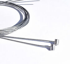 Bike Brake Inner Cable - Pair - Barrel Style - Stainless Steel - 5.75ft length