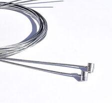 Bike Brake Inner Cable - Pair - Barrel Style - 1.5mm diameter - 5.75ft length