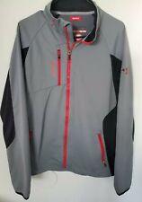 Sunice gray Full Zip Wind/Rain Pro Sport Windstopper size large jacket