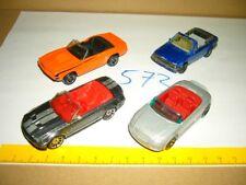 Konvolut Nr. 573 Modellautos MATCHBOXFord Escort, Audi TT Roadster, 1969 Camaro,